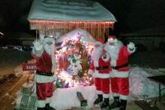 Georgetown Santas | 2013