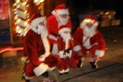 Georgetown Santas | 2010