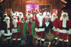 Georgetown Santas | 2014