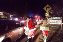 Georgetown Santas | 2016