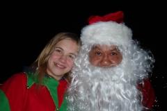 Georgetown Santas | 2012