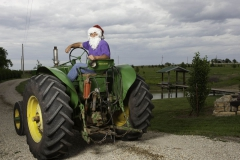 Santa Pete, Georgetown Santas | 2012