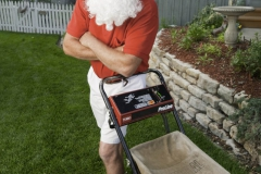 Santa Mike, Georgetown Santas | 2012