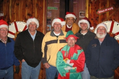 Georgetown Santas | 2010, Parade of Lights